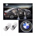 Set 2 proiectoare holograme led logo BMW