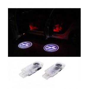 Set 2 proiectoare holograme led logo VW 7W