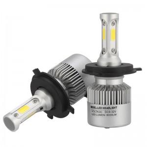 Becuri LED H4, 8000 Lumeni S2 36W, 12v-24v