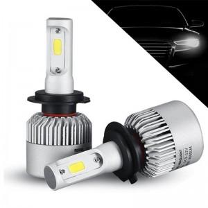 Becuri LED H1, 8000 Lumeni S2 36W, 12v-24v